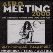DJ Stefan Egger: Afro Meeting No. 13: 2000