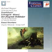 Wagner: Orchestral Music / Ormandy, Szell