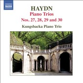 Haydn: Piano Trios Nos. 27-30 / Kungsbacka Piano Trio