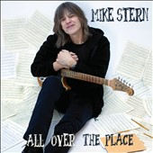 Mike Stern (Guitar): All Over the Place