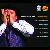 Mississippi Heat: Delta Bound [Digipak] *