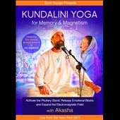 Akasha/Jai-Jagdeesh: Kundalini Yoga for Memory and Magnetism