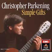 Simple Gifts / Christopher Parkening