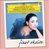 French Opera Arias / Kathleen Battle, soprano; Myung-Whun Chung