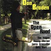 Don Braden Quintet: The Open Road