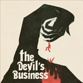 Justin Greaves: The Devil's Business [Digipak]