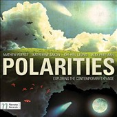 Polarities: Exploring the Contemporary Expanse - works by Mathew Fuerst, Katherine Saxon, Chi-hin Leung, Alex Freeman