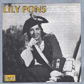 Lily Pons - Opera Arias