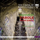 Favourite Carols From King's / King's College Choir of Cambridge; Cleobury
