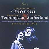 Bellini: Norma / Sutherland, Tourangeau, et al