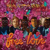 Fantasma (South Africa): Free Love [Digipak]