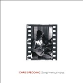 Chris Spedding: Songs Without Words