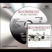 Blue Öyster Cult: Secret Treaties [SACD] [Slipcase]