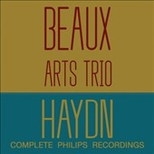 Haydn: Complete Philips Recordings / Beaux Arts Trio [9 CDs]