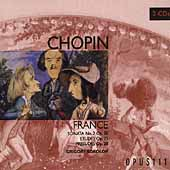 Chopin Vol 4 - France / Grigory Sokolov