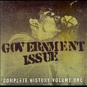 Government Issue: Complete History, Vol. 1