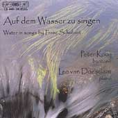 Auf dem Wasser zu singen - Water in Songs by Franz Schubert