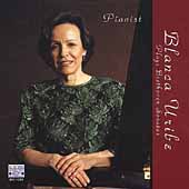 Beethoven: Piano Sonatas;  Ginastera / Blanca Uribe
