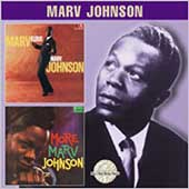 Marv Johnson: Marvelous Marv Johnson/More Marv Johnson