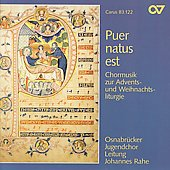 Puer natus est / Johannes Rahe, Jugendchor Osnabr&#252;cker