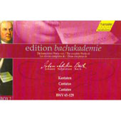 Edition Bachakademie - The Complete Church Cantatas Vol 2