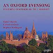 An Oxford Evening - Parry, Watson, etc / Darlington, et al