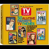 Various Artists: TV Guide: 50 All-Time Favorite TV Themes [Limited]