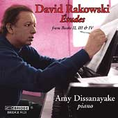 Rakowski: Etudes from Books II, III & IV / Amy Dissanayake