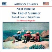 American Classics - Rorem: The End of the Summer, etc