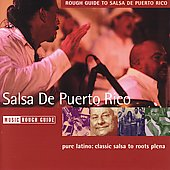 Various Artists: Rough Guide to Salsa de Puerto Rico