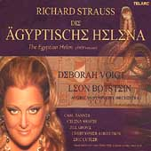 Strauss: Die &#196;gyptische Helena / Botstein, Voigt, et al