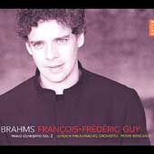 Brahms: Piano Concerto no 2 / Guy, Berglund, London PO