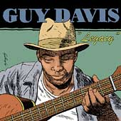 Guy Davis: Legacy