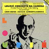 Lourié: Concerto da Camera, Little Gidding / Gidon Kremer