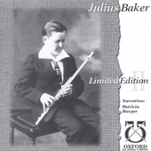 Julius Baker Limited Edition II - Saint-Saëns, et al