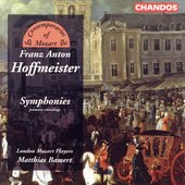 Hoffmeister: Symphonies / Bamert, London Mozart Players