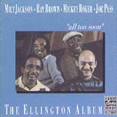 Milt Jackson: All Too Soon: The Duke Ellington Album
