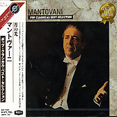 Mantovani: Mantovani Classic Best Selection, Vol. 1