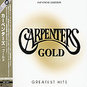 Carpenters: Gold: Greatest Hits [Japan]