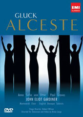Gluck: Alcesta / John Eliot Gardiner/English Baroque Soloists, Anne Sophie von Otter, Paul Groves [DVD]