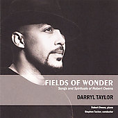 Fields of Wonder / Robert Owens, Darryl Taylor, et alwq