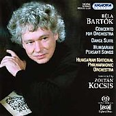 Bartók: Dance Suite, Concerto for Orchestra, etc / Kocsis