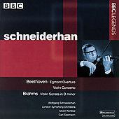 Beethoven, Brahms / Schneiderhan, Seeman, et al