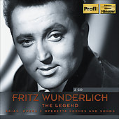 Fritz Wunderlich - The Legend