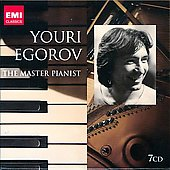 The Master Pianist / Youri Egorov