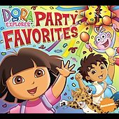Dora the Explorer: Dora Party Favorites