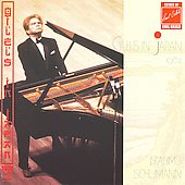Emil Gilels in Japan - Schumann: Symphonic Etudes, Four Pieces;  Brahms: Variations on a Theme of Paganini