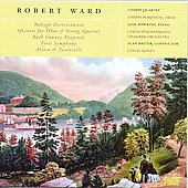 Ward: First Symphony, Bath County Rhapsody, etc / Balter, Robinson, Hawkins, Bagg, et al