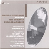 Sergiu Celibidache Conducts the Berliner Philharmoniker