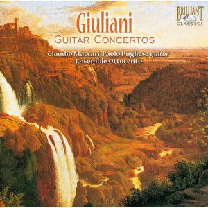 Giuliani: Guitar Concertos / Maccari, Pugliese, guitar